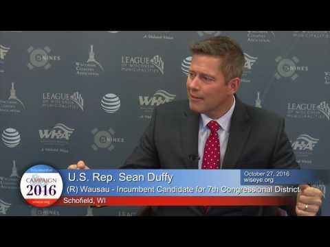 Morning Minute: U.S. Representative Sean Duffy (R) on Immigration Reform