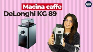 Macina caffé DeLonghi KG 89, p…