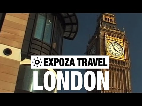 London (United Kingdom) Vacation Travel Video Guide