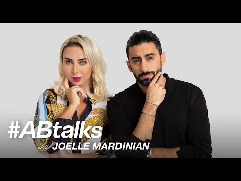 #ABtalks with Joelle Mardinian - مع جويل ماردينيان | Chapter 46 - Anas Bukhash أنس بوخش