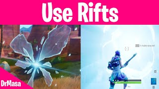 Fortnite - France Utilisez Rifts ( Unlimited Rifts ) Mission Worlds Collide