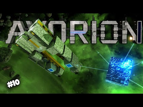 BUILDING THE ULTIMATE MINING CARRIER | Avorion | V1.0 | #10
