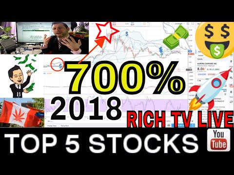 Top 5 Stocks to Buy in 2018