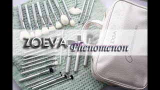 ZOEVA Phenomenon Brushes // Open Box // Unboxing