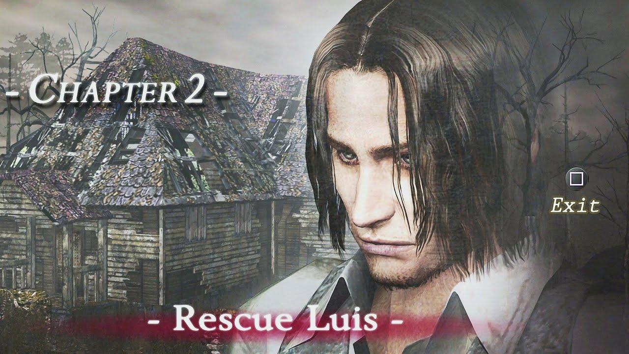 Resident Evil 4 (PS4 1080p 60fps) - Separate Ways Walkthrough Part 2 - Chapter 2 Part 1 - YouTube
