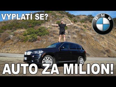 Vyplatilo se koupit auto za 1'000'000Kč? 2015 BMW X5 xDrive50i