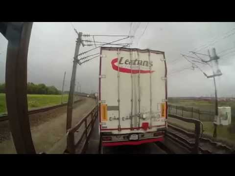 Eurotunnel Folkestone-Calais