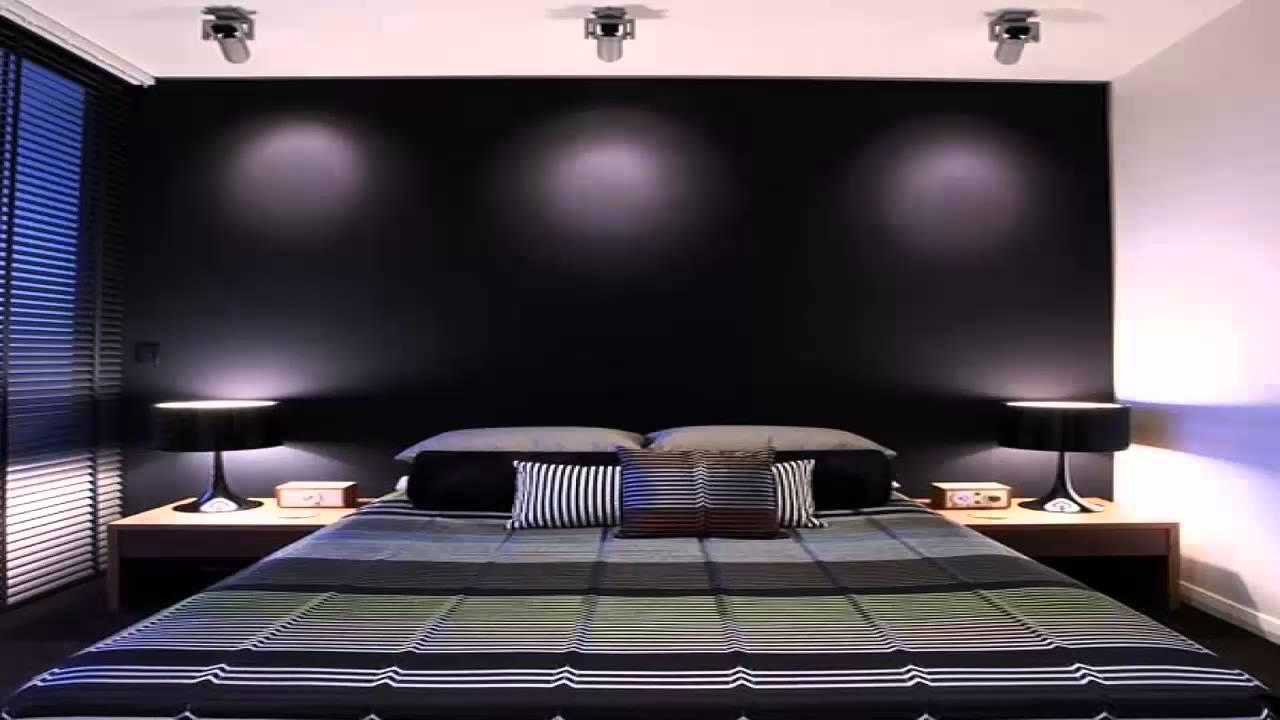 غرف نوم باللون الاسود       YouTube