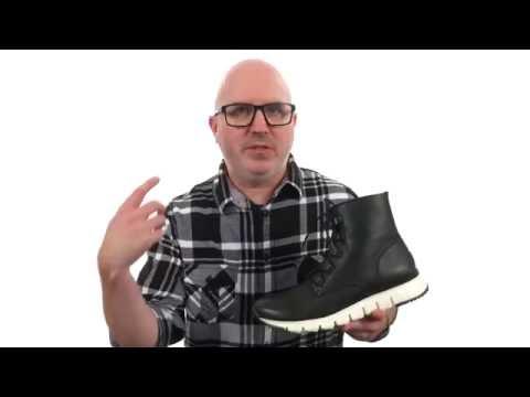 comfortable feel classic styles buying now Cole Haan Zerogrand Cap Toe Boot SKU:8765686 - YouTube