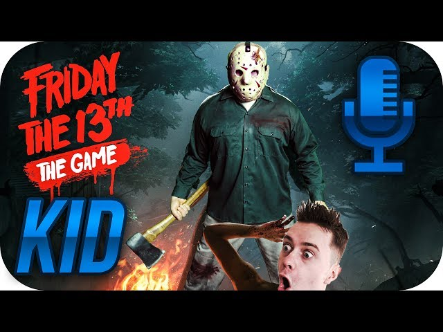 KID NA VOICECHATU! - Friday the 13TH