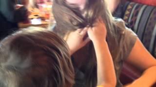 Hair Grab