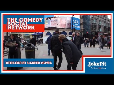 Stop being so Professional - Intelligent Career Moves Hosted By Russell Hicks