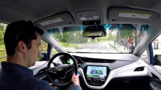 EV Ramblings - 2017 Chevrolet Bolt Driving Reaction and Review