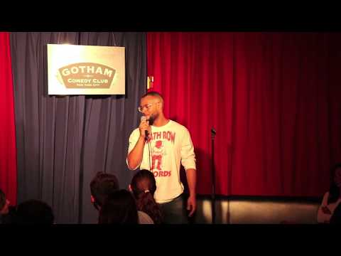 Cedrick Holloway ... Stand-Up Comedy ... Race & Relationships 2017