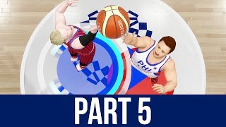 TOKYO 2020 Olympics Video Game Gameplay Part 5 - BASKETBALL