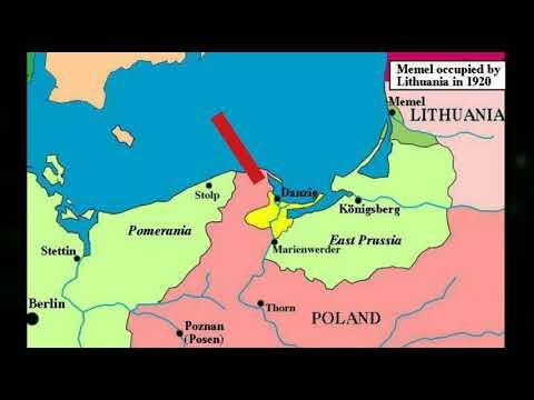 Версальский мирный договор - что он из себя представлял? / кратко
