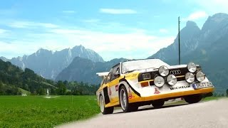 Trailer: AUSTRIAN RALLYE LEGENDS 2016
