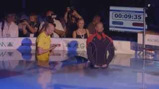 Goran Colak Guinness WR 23min breath hold