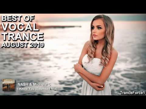 BEST OF VOCAL TRANCE MIX (August 2019)