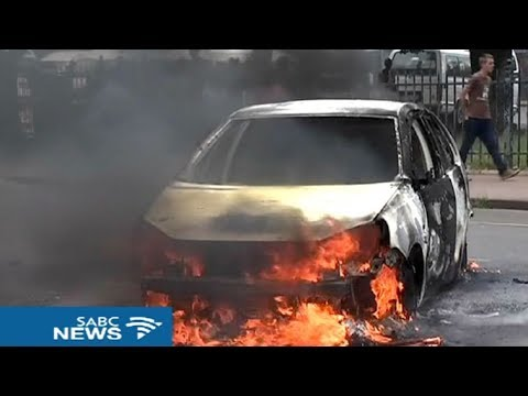 Pietermaritzburg Taxi Association march turns violent