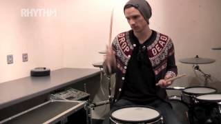 You Me At Six's Dan Flint shares his pre-gig routine