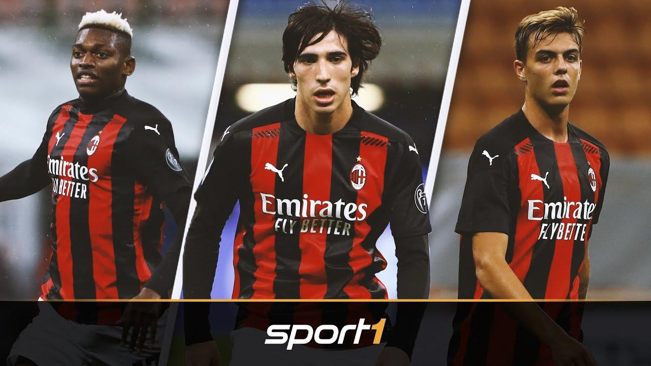 Download Das jüngste Team Europas: So will AC Mailand zurück an die Spitze | SPORT1 - TALENT WATCH