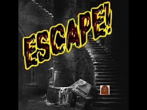 Escape - Conqueror's Isle (Harry Bartell)