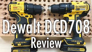 Dewalt DCD708 Review - DCD708 vs DCD777