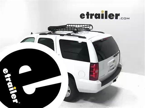 yakima-loadwarrior-roof-cargo-basket-review---2013-chevrolet-tahoe---etrailer.com