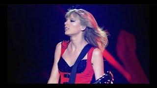 Taylor Swift - RED # Bridgestone Arena in Nashville, Tennessee