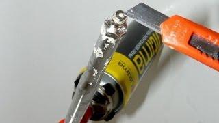 Чистка пистолета от засохшей пены(, 2012-12-10T16:19:36.000Z)