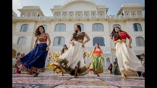 Best Surprise Bridesmaids Dance | Chaudhary | #KhattaMitta Mehendi