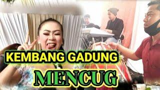 KEMBANG GADUNG - mencug    version ELAN SOLMET