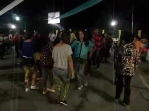 "Brgy. Cabatuan ""fiesta night dancing"""