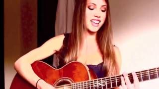 Get Lucky   Daft Punk ft  Pharrell Williams  Nile Rodgers cover Jess Greenberg