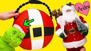 lol big surprise de santa claus navidadconandre muecas y juguetes con andre para nias y nios