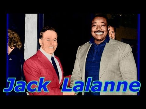 Jack LaLanne – Bodybuilding Tips To Get Big