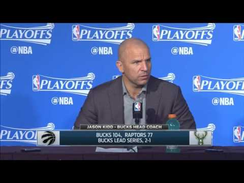 Bucks coach Jason Kidd: Giannis, Middleton set the tone in Game 3