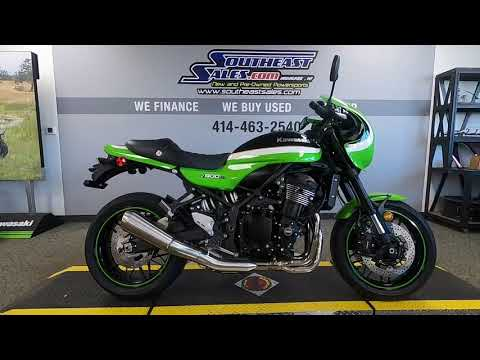2020 Kawasaki Z900RS Cafe - New Motorcycle For Sale - Milwaukee, WI