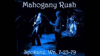Mahogany Rush in Spokane 7-23-79. Interview and Watchtower.