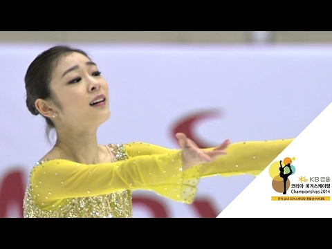 2014 Korean Nationals Ladies SP Group 4 Full Version