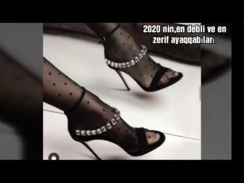 2020 nin, en debli ve zerif ayakkabıları.:)