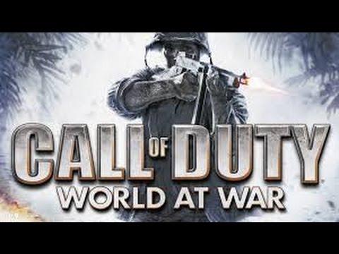 Call of Duty World At War Pelicula Completa Español - Modo Campaña Historia y Gameplay 1080p