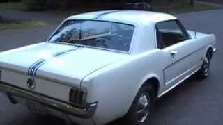 1964.5 Mustang coupe for sale on ebay