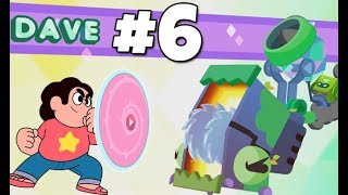 Steven Universe: Save the Light - It's DAVE!!! [Beach City Woods] - Part 6 PS4
