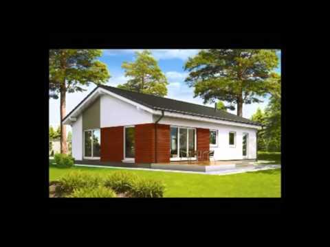 dan wood fertighaus bungalow fertigh user perfect youtube. Black Bedroom Furniture Sets. Home Design Ideas