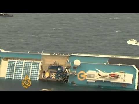 Italy fears fuel leak from stricken ship