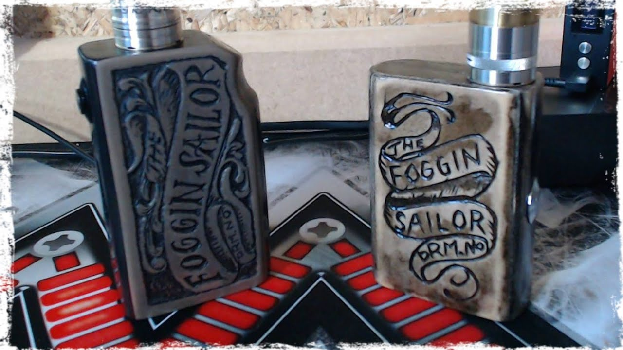 The Foggin Sailor Custom Box Mods Doovi