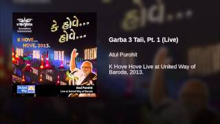 Garba 3 Tali, Pt. 1 (Live)