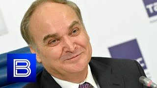 Ambassador Antonov: Progress in Syria Made! Russian and US Defense Ministers Share Phone Call!